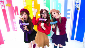 Cute tts in musique core