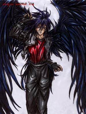 D.N. Angel fanart