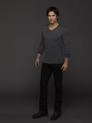 Damon Salvatore season 6 official picture
