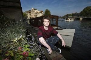 Daniel Radcliffe Exclusive photoshoot in Amsterdam (Fb.com/DanielJacobRadcliffeFanClub)