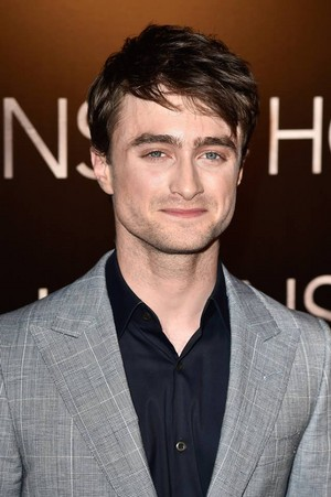 Daniel Radcliffe on Horns Premier in Paris (Fb.com/DanielJacobRadcliffeFanClub)