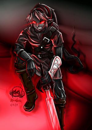 Dark Link muhahaha