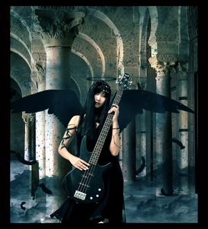 Dark エンジェル ギター