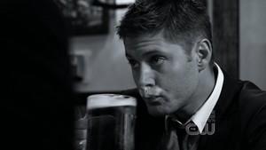 Dean with a serbesa mustash