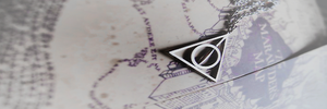 Deathly Hallows Symbol 💎