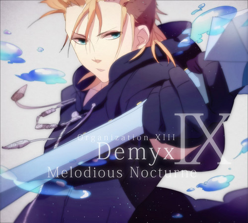 Kingdom Hearts Обои probably containing Аниме entitled Demyx