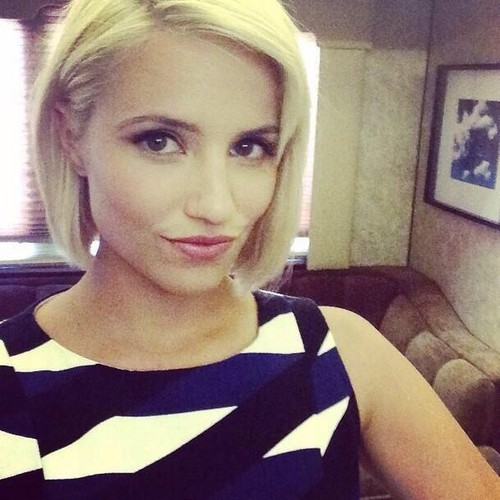 Quinn Fabray wallpaper probably with a portrait called Dianna Glee Season 6