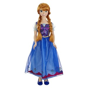 Disney Frozen My Size Anna Doll