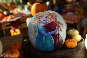 Disneyland Resort: halloween 2014 - Frozen