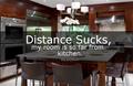 Distance sucks - quotes fan art