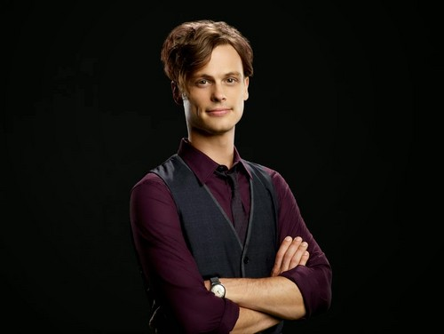 Dr. Spencer Reid wallpaper probably containing an outerwear called Dr. Spencer Reid