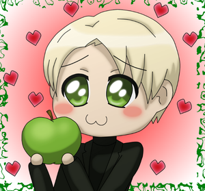 Drapple (Draco and the Apple)