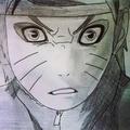Drawing by me - anime fan art