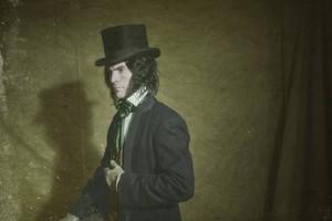 Edward Mordrake official picture