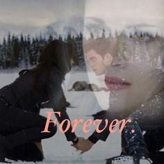 Edward and Bella,Breaking Dawn 2