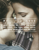 Edward and Bella,Eclipse