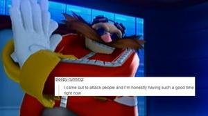 Eggman funny