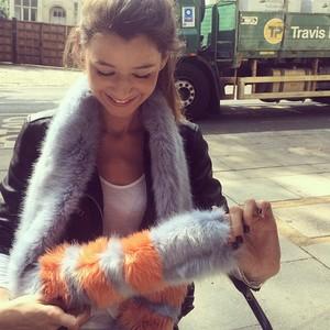 Eleanor's new Instagram Picture ♥