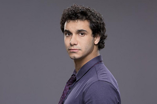 Scorpion (CBS) wallpaper containing a portrait entitled Elyes Gabriel as Walter O'Brien
