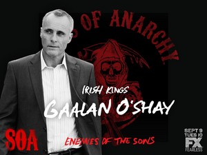 Enemies of the Sons: Gaalan O'Shay