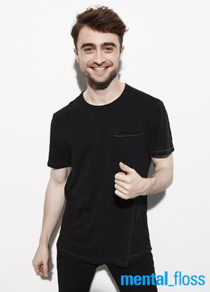 Exclusive Daniel Radcliffe photoshoot (Mental_Floss) (Fb.com/DanieljacobRadcliffeFanClub)