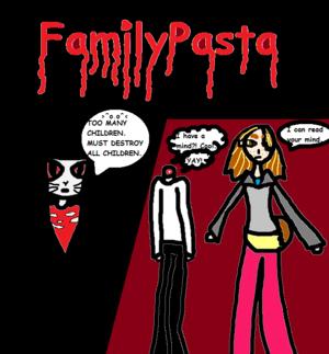 FamilyPasta CⓍver