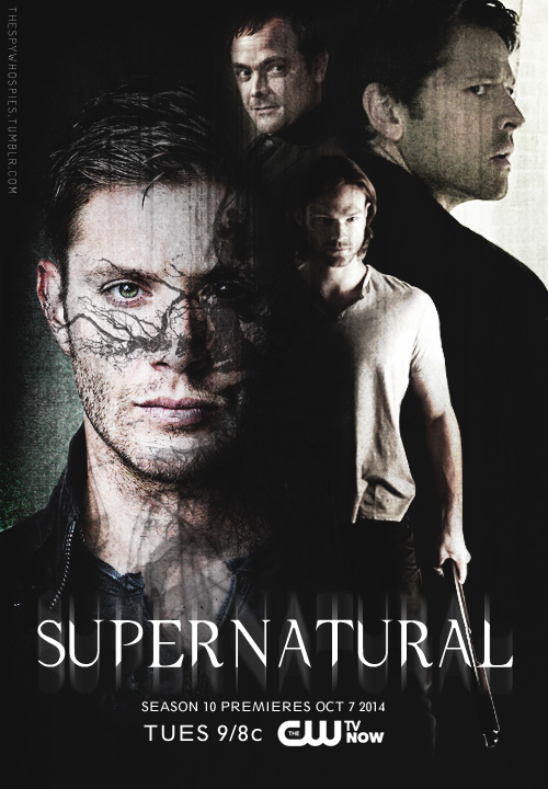 Fan-made Season 10 Poster - Supernatural Fan Art (37529899 ...