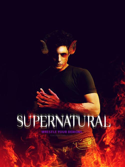 Fan-made Season 10 Poster - Supernatural Fan Art (37529905 ...