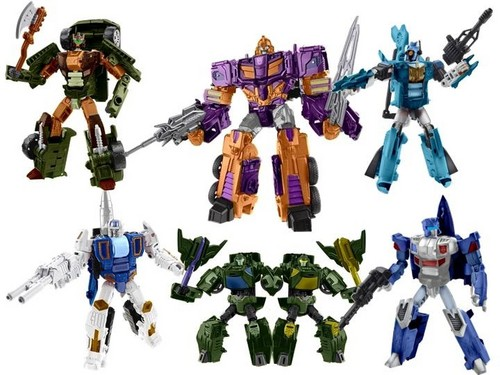 Transformers karatasi la kupamba ukuta containing a rifleman and a green beret entitled Fanmade Combiner Wars Wreckers