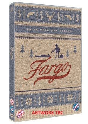 Fargo Season 1 DVD case