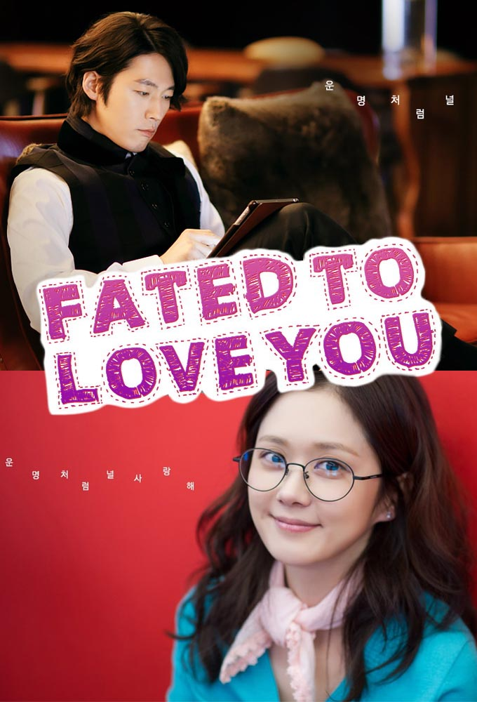 Fated To Love You Poster