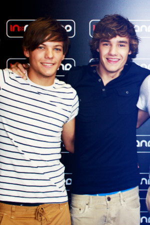 Fetus Liam and Louis