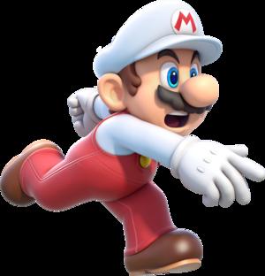 fuego Mario
