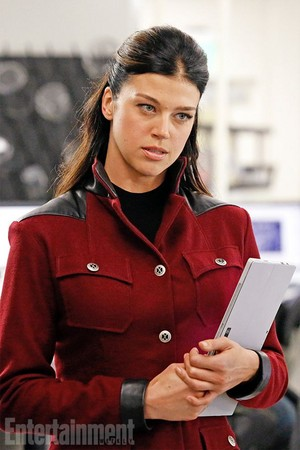 First Look at Adrianne Palicki as Bobbi Morse