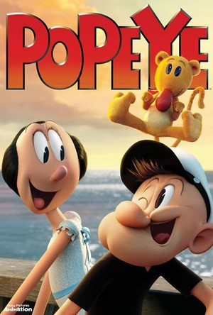 First Poster of Sony's Popeye (2016)