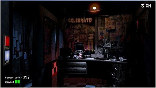 Five Nights At Freddy's hình nền entitled Five Night's At Freddy's