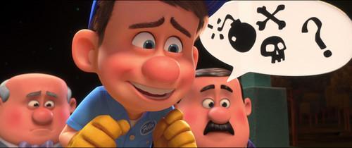Childhood Animated Movie Heroes kertas dinding entitled Fix it Felix
