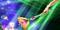 Flora's Mythix Wand