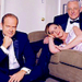 Frasier, Roz, and Martin