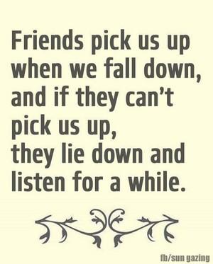 Friends...