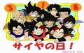 Full-blooded Saiyans - dragon-ball-z fan art