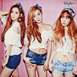 "GIRLS' GENERATION - TTS ""할라/Holler"""