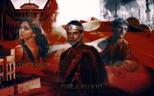 Elia, Doran & Oberyn Martell