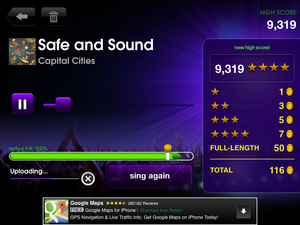 "Gameplay for ""StarMaker"""