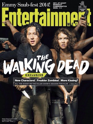 Glenn and Maggie | Season 5 | Entertainment