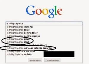 Googled Ponies