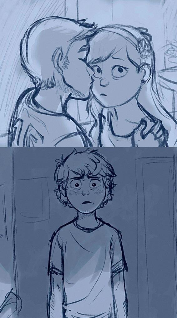 Gravity Falls Heartbroken