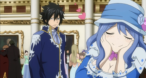"Gray and Juvia | ""The Grand Ball"""