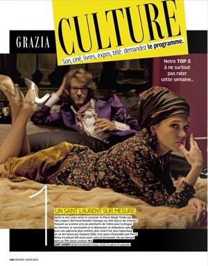 Grazia Magazine [September]
