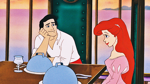 HD Blu-Ray Дисней Princess Screencaps - Prince Eric & Princess Ariel